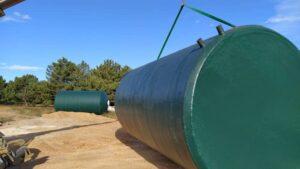 Depositos verticales fondo plano para almacenamiento de agua